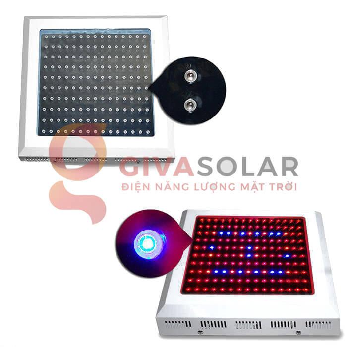 Đèn led trồng cây năng lượng mặt trời 150W 1