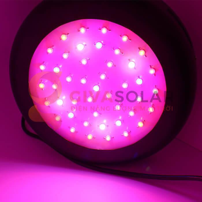 Đèn led trồng cây UFO 45*3W 6