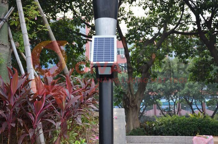 Đèn pha Led năng lượng mặt trời GV-120 13