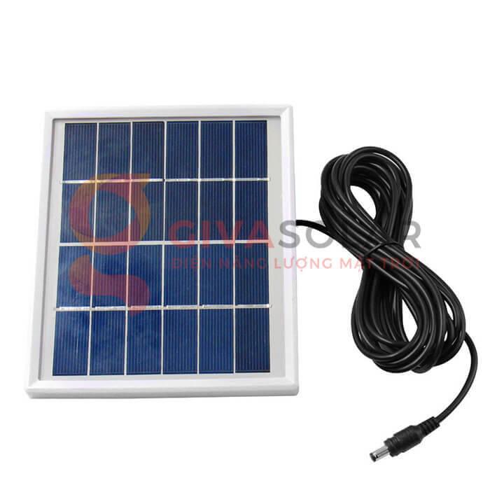 Đèn pha Led năng lượng mặt trời GV-120 3