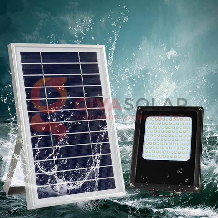 Đèn pha Led năng lượng mặt trời GV-120 5