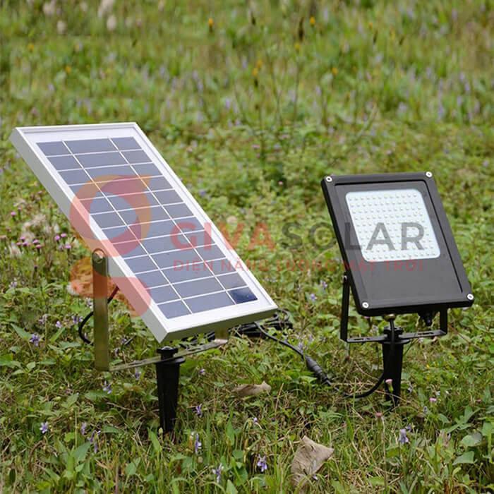 Đèn pha Led năng lượng mặt trời GV-120 9