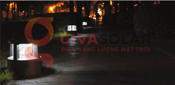 Đèn sân vườn năng lượng mặt trời GV-CP46 4