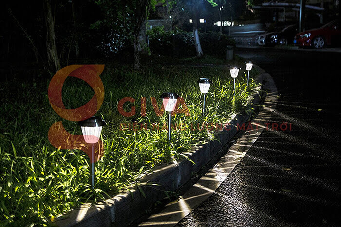 Đèn trang trí sân vườn GV-20 2