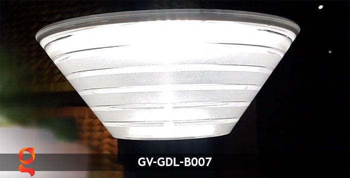 Đèn trụ năng lượng mặt trời sân vườn GV-GDL-B007 10