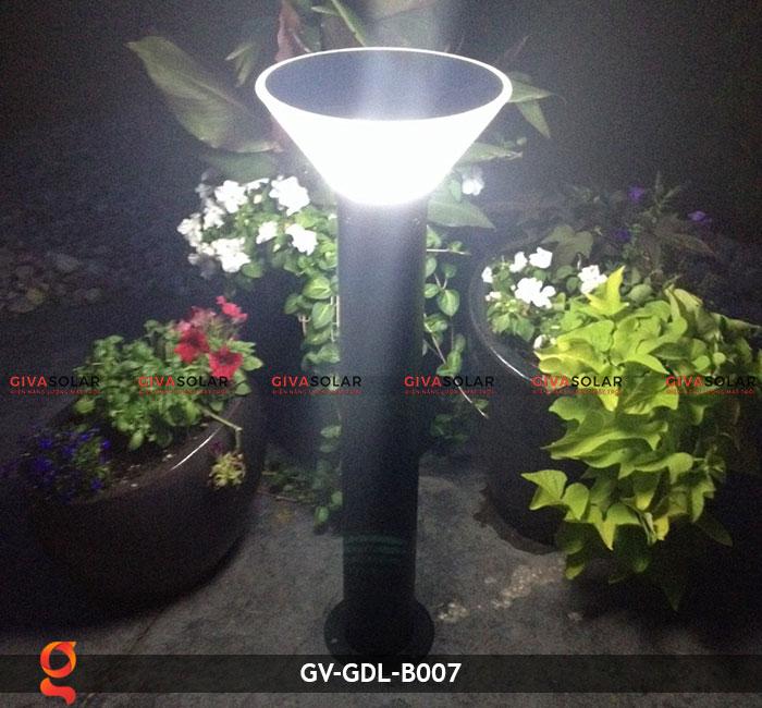 Đèn trụ năng lượng mặt trời sân vườn GV-GDL-B007 6