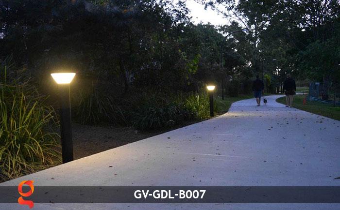 Đèn trụ năng lượng mặt trời sân vườn GV-GDL-B007 7