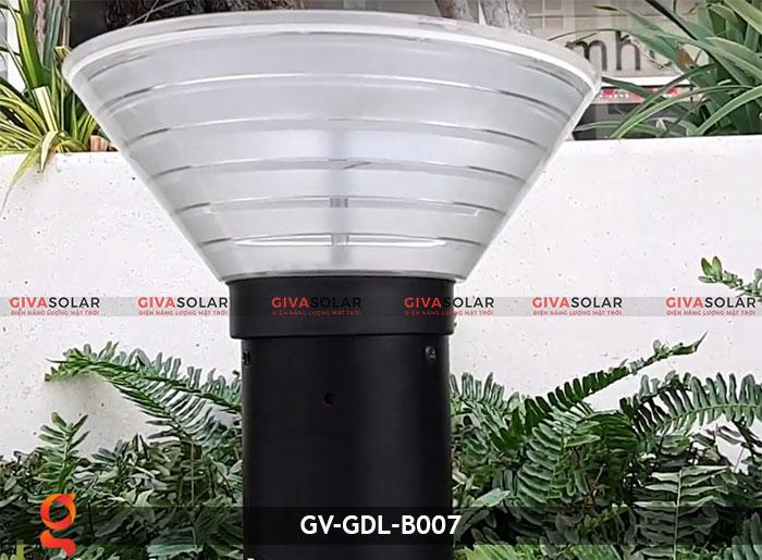 Đèn trụ năng lượng mặt trời sân vườn GV-GDL-B007 9