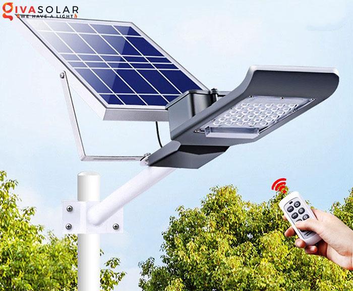 Đèn năng lượng mặt trời giải pháp tiết kiệm thông minh