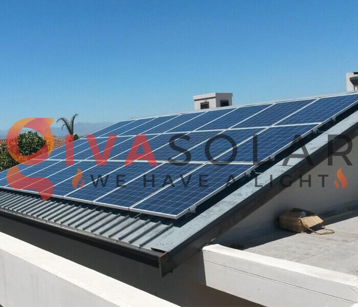 Tính ổn định của năng lượng mặt trời