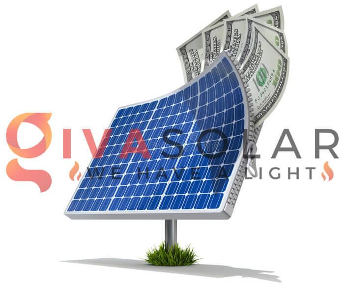 Tính tiết kiệm của năng lượng mặt trời