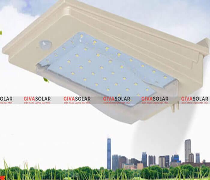 Kiểu dáng đèn năng lượng mặt trời đơn giản và thanh lịch
