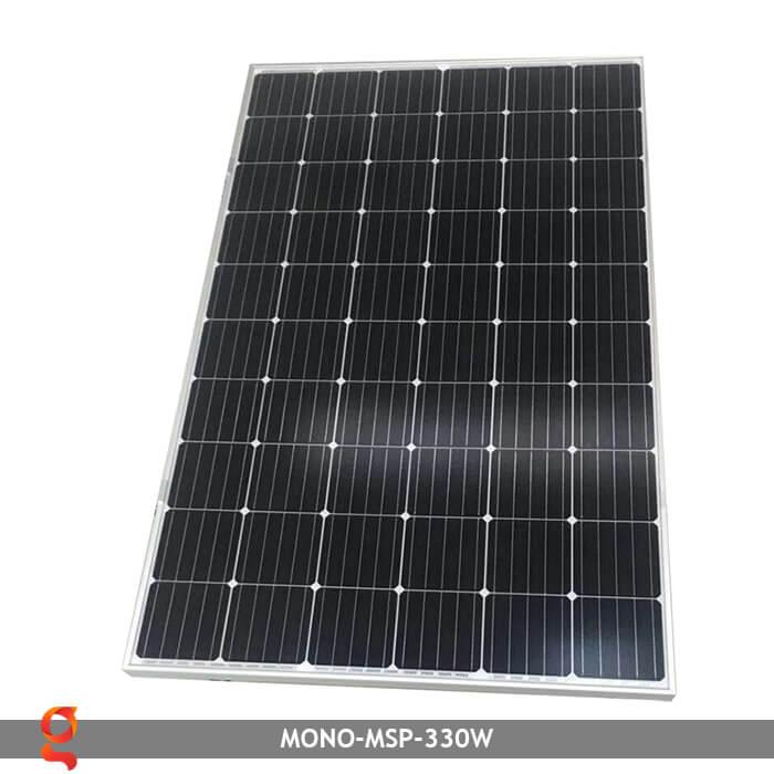 Tấm pin năng lượng mặt trời GV Mono MSP 330W 2