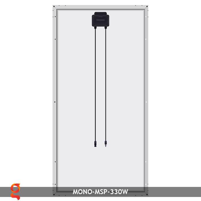 Tấm pin năng lượng mặt trời GV Mono MSP 330W 3