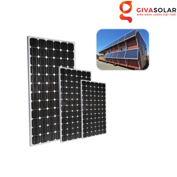 pin năng lượng mặt trời Mono