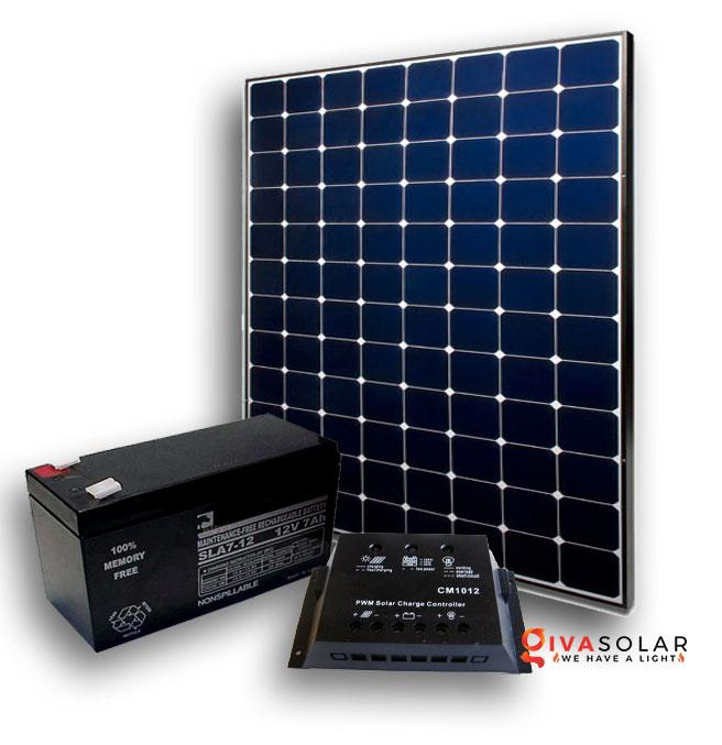 Cách chọn ắc quy cho hệ thống năng lượng mặt trời