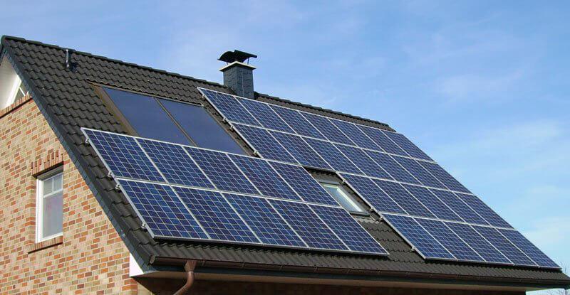Lắp đặt hệ thống năng luongj mặt trời