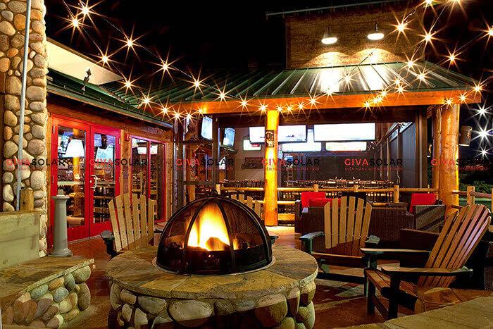Bí quyết chọn đèn trang trí cho nhà hàng, quán ăn 8