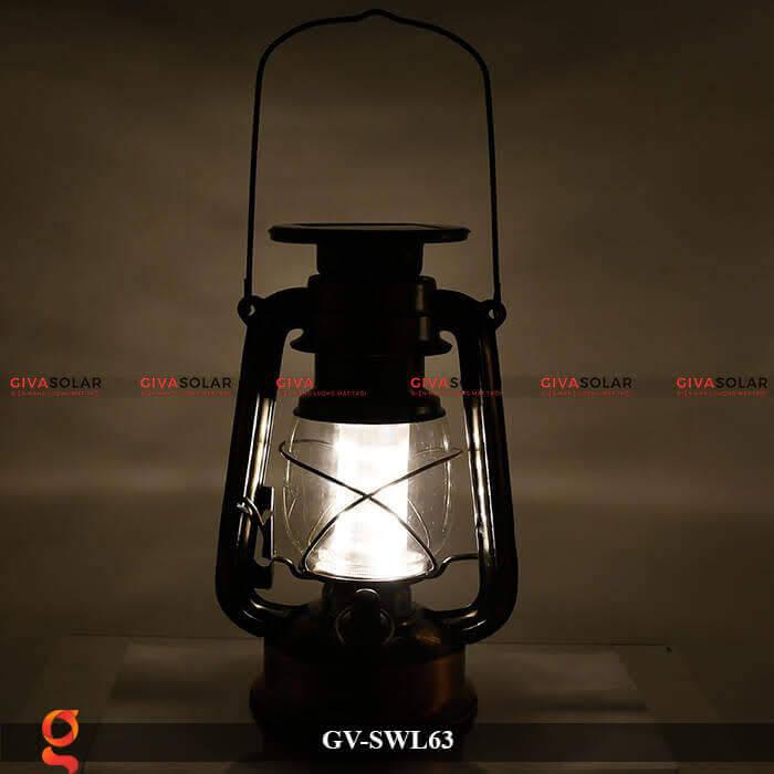 Đèn dầu cổ trang trí năng lượng mặt trời GV-SWL63 1