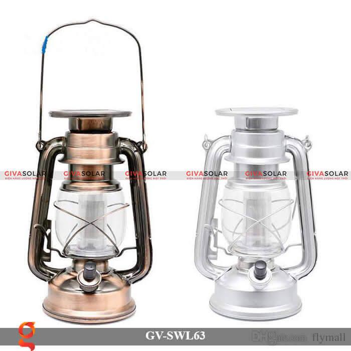 Đèn dầu cổ trang trí năng lượng mặt trời GV-SWL63 3