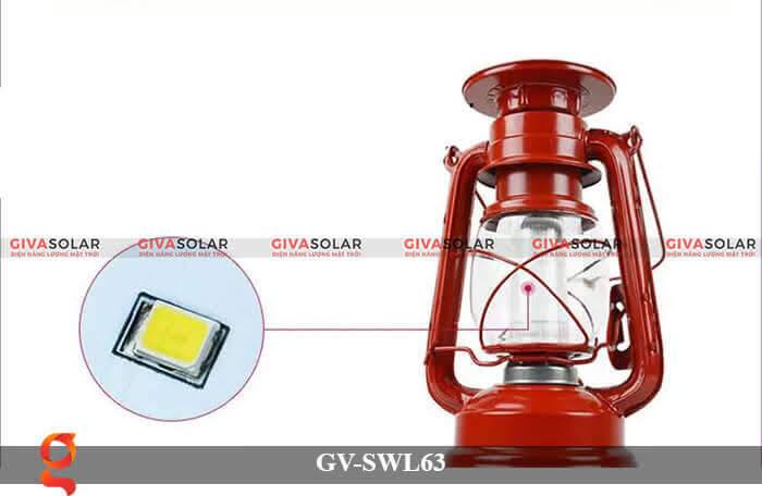 Đèn dầu cổ trang trí năng lượng mặt trời GV-SWL63 6