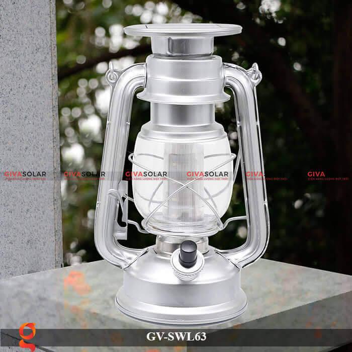 Đèn dầu cổ trang trí năng lượng mặt trời GV-SWL63 7