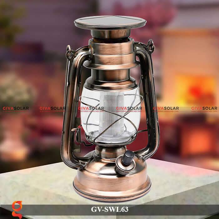 Đèn dầu cổ trang trí năng lượng mặt trời GV-SWL63 8