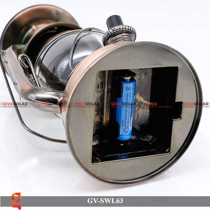 Đèn dầu cổ trang trí năng lượng mặt trời GV-SWL63 9