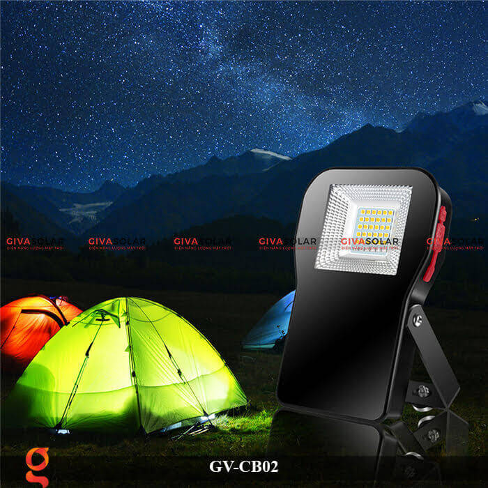 Đèn led đa năng cầm tay GV-CB02 10