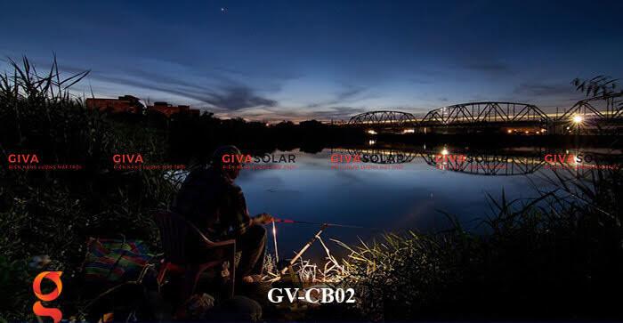Đèn led đa năng cầm tay GV-CB02 11