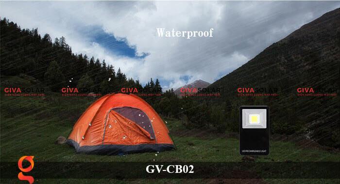 Đèn led đa năng cầm tay GV-CB02 12