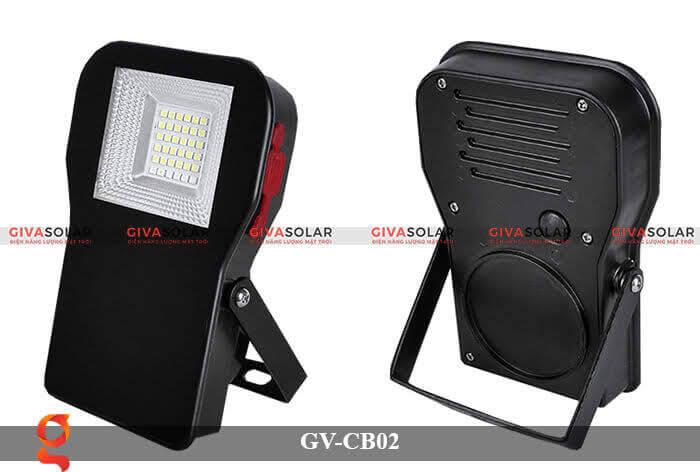 Đèn led đa năng cầm tay GV-CB02 3