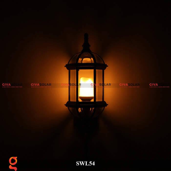 Đèn led trang trí tạo hình ngọn lửa GV-SWL54 7