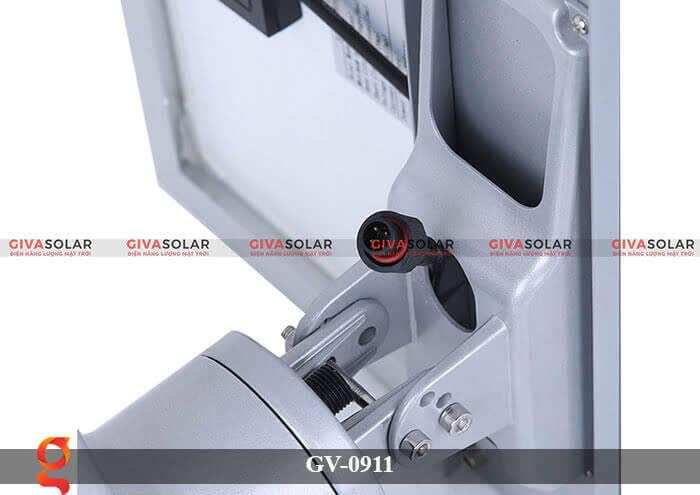 Đèn led treo tường năng lượng mặt trời GV-0911 12