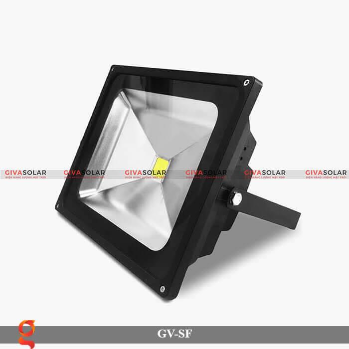 Đèn pha cảm biến ánh sáng sử dụng năng lượng mặt trời GV-SF 1