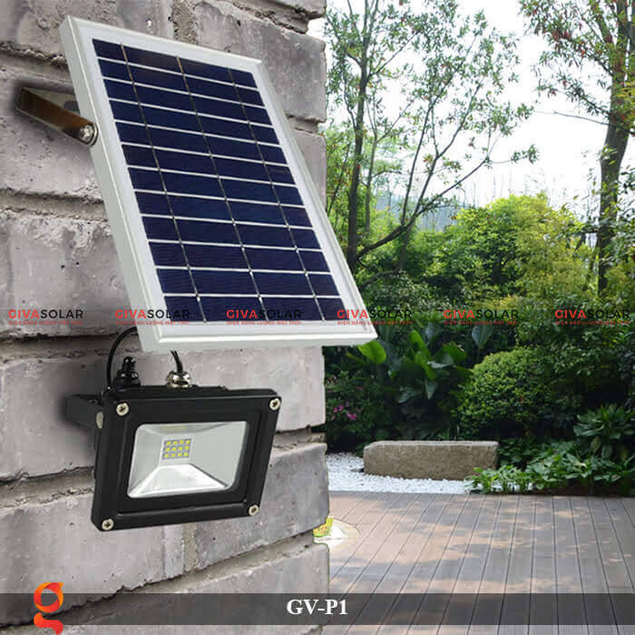 Đèn pha chiếu sáng năng lượng mặt trời GV-P1 2