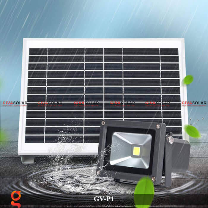 Đèn pha chiếu sáng năng lượng mặt trời GV-P1 5