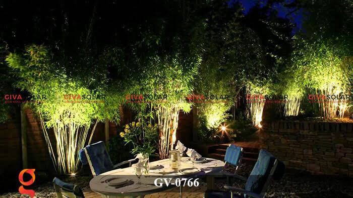 Đèn pha đa năng trang trí sân vườn GV-0766 13