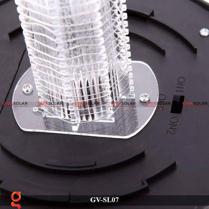 Đèn trang trí năng lượng mặt trời GV-SL07 Bẫy muỗi 11