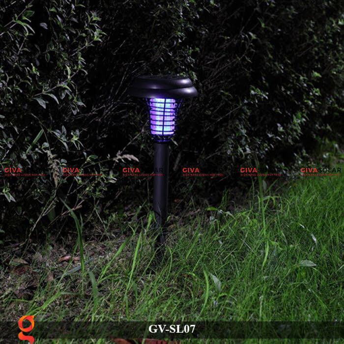 Đèn trang trí năng lượng mặt trời GV-SL07 Bẫy muỗi 12