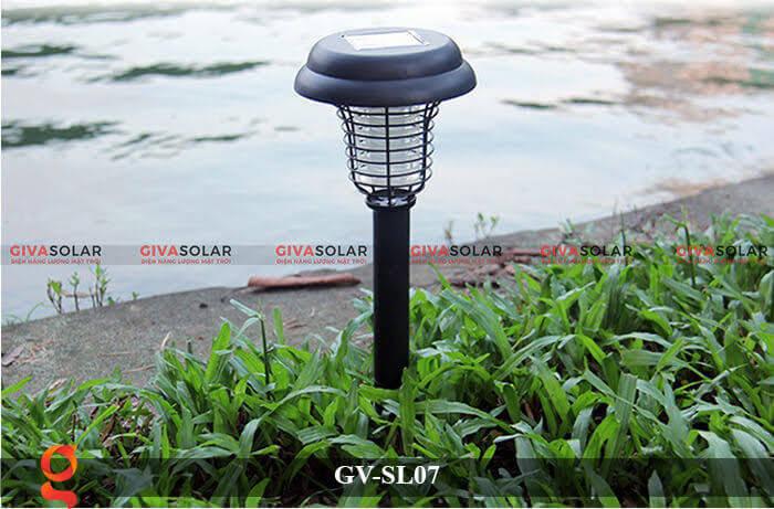 Đèn trang trí năng lượng mặt trời GV-SL07 Bẫy muỗi 6