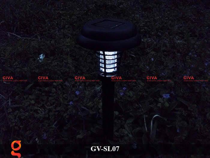 Đèn trang trí năng lượng mặt trời GV-SL07 Bẫy muỗi 8