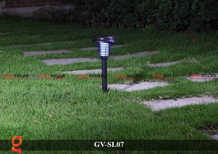 Đèn trang trí năng lượng mặt trời GV-SL07 Bẫy muỗi 9
