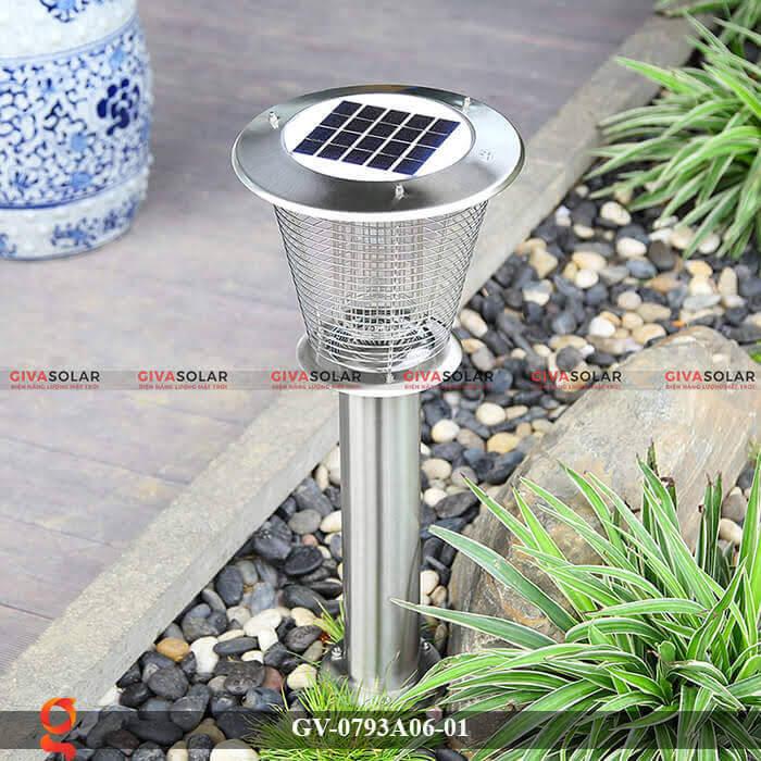 Đèn bắt muỗi năng lượng mặt trời GV-0793A06-01 1