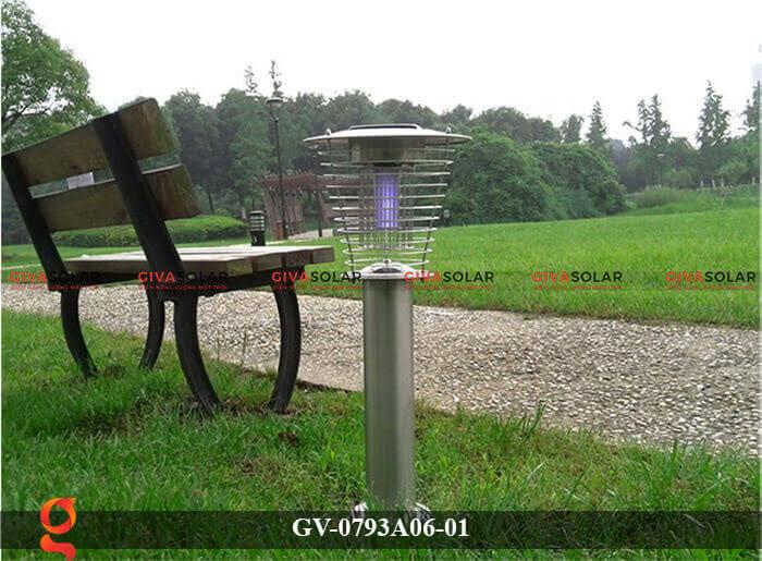 Đèn bắt muỗi năng lượng mặt trời GV-0793A06-01 12