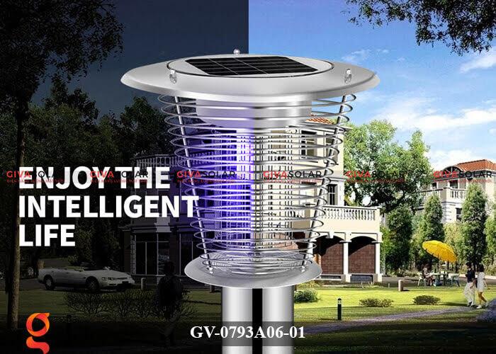 Đèn bắt muỗi năng lượng mặt trời GV-0793A06-01 4