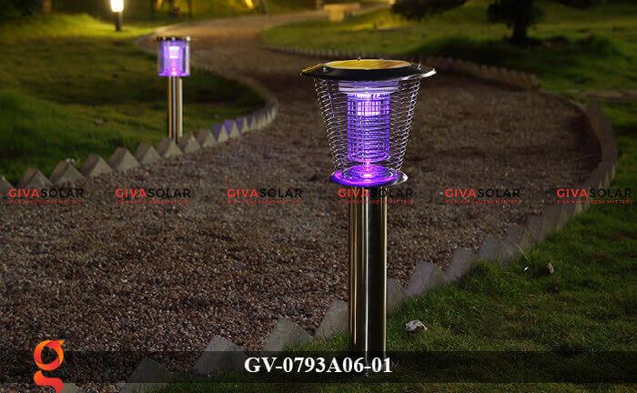 Đèn bắt muỗi năng lượng mặt trời GV-0793A06-01 5