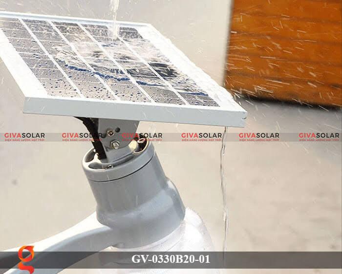 Đèn chiếu sáng đường năng lượng mặt trời GV-0330B20-01 3