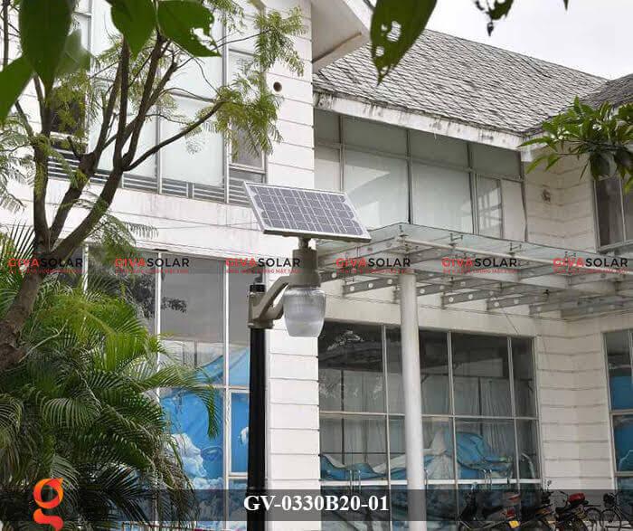 Đèn chiếu sáng đường năng lượng mặt trời GV-0330B20-01 7