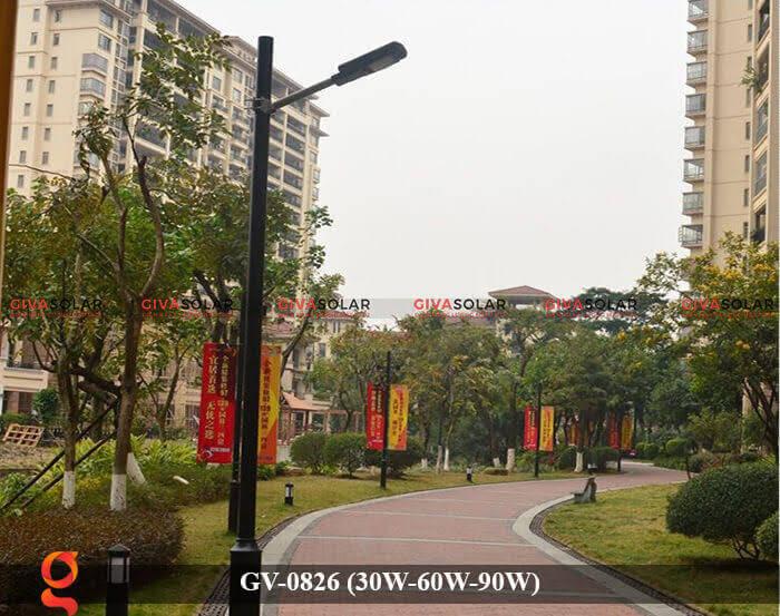 Đèn chiếu sáng đường phố năng lượng mặt trời GV-0826 30W-60W-90W 19
